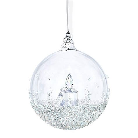buy swarovski 174 2017 annual edition ball christmas ornament