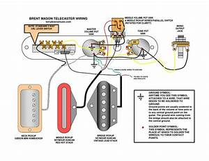 Wiring Diagram For Brent Mason Guitar