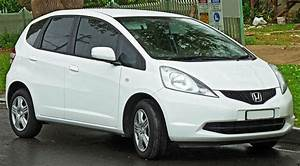 Honda Jazz  Fit  2008