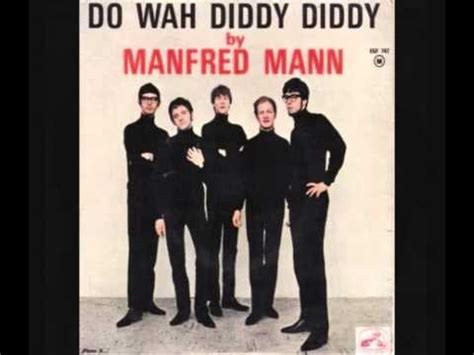 manfred mann  wah diddy diddy  rpm youtube