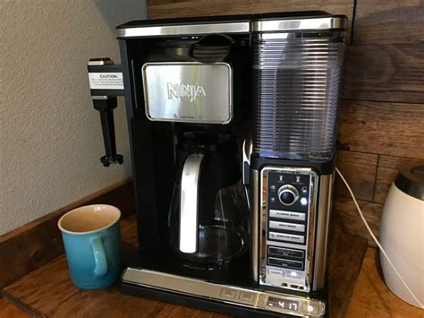 Delay brew function let's you program the brewer 24 hours in advance. Ninja Coffee Bar with Frother - Best Coffee Maker for the Money