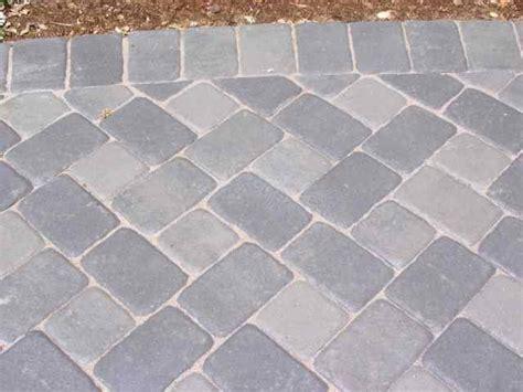 concrete paver patterns concrete pavers