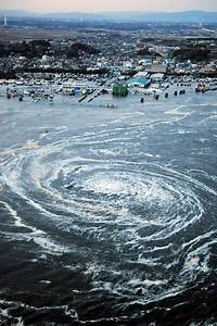 Why Do Tsunamis Create Whirlpools