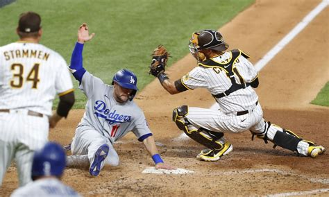 LA Dodgers and Atlanta Braves complete sweeps to book NLCS ...