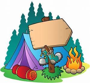 Camping Cartoon | Clipart Panda - Free Clipart Images