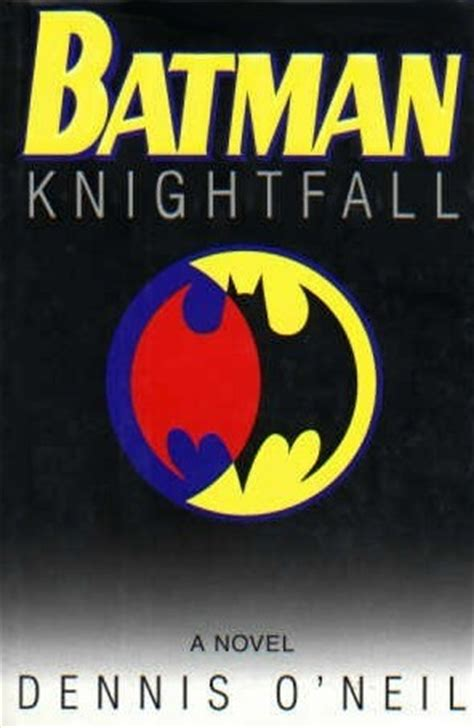batman knightfall  dennis oneil reviews discussion