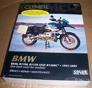 Clymer Repair Manual