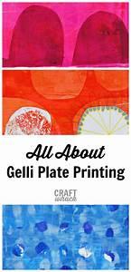 All Things Gelli Plate Printing In 2020