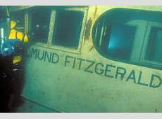 Edmund Fitzgerald Decades of Speculation, Fascination and