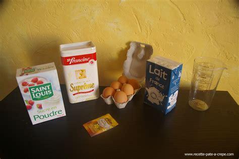 ingredients pate a crepe les ingr 233 dients de la p 226 te 224 cr 234 pes torta