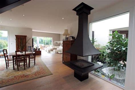 maison contemporaine avec patio interieur maison avec patio int 233 rieur liffr 233 www ami construction fr
