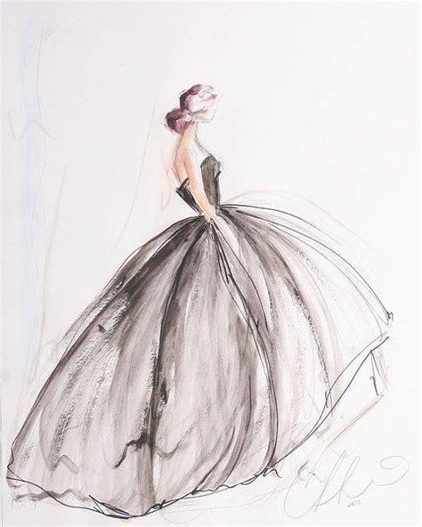 Die besten 25+ Mode zeichnen Ideen auf Pinterest | Modedesign-Skizzen Modeskizzen und Art und ...