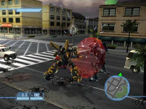 Transformers The Game Download