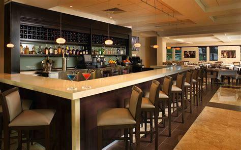 modern marble bar counter design  bar chair  sale