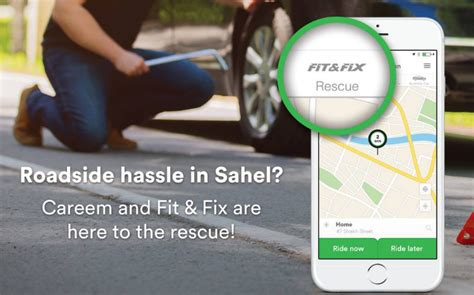 Careem Teams Up With Fit & Fix To Make Your Sahel Weekend