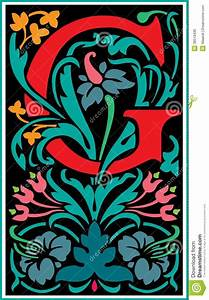 The gallery for --> Decorative Letter H Colour