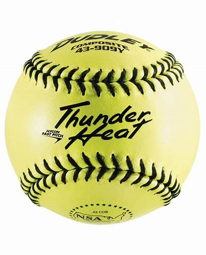 Softball Fastpitch Thunder Nsa Heat Pack Dudley