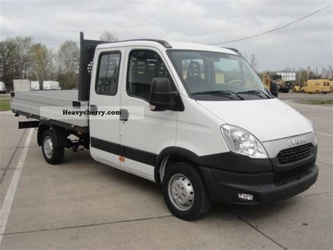 Iveco Daily 35 S 13 D, Pr 3.400mm, Cruise Control 2011