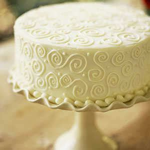 cakes frosted buttercream  refrigerated video