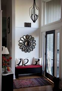 Small And Elegant Entrance Hall Entrance Foyer