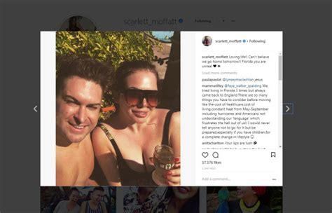 Scarlett Moffatt's 'cheating' ex Lee Wilkinson begs for ...