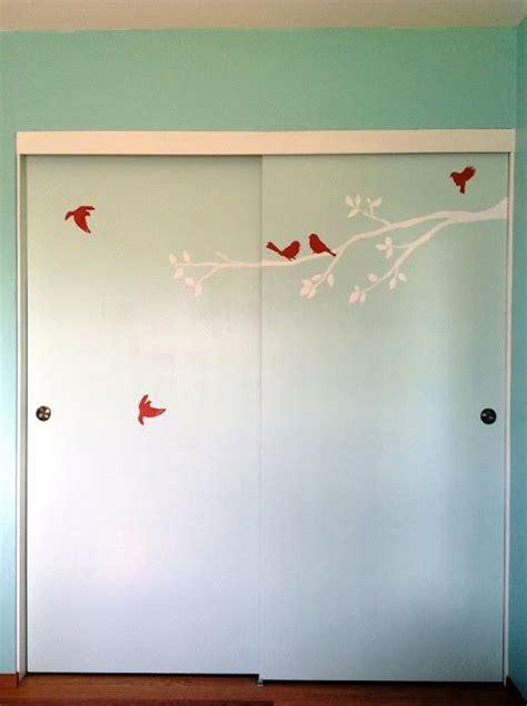 redo of sliding closet doors for the home