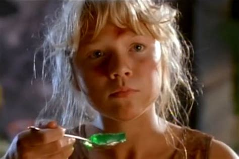 jurassic world little girl actress ariana richards the little girl from jurassic park is