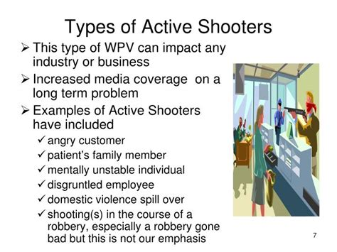 Active Shooter Awareness Powerpoint Presentation