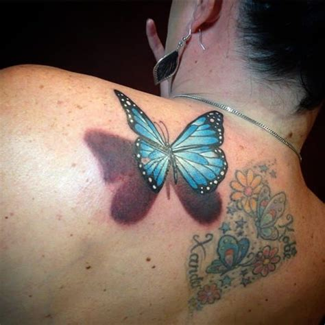 butterfly tattoo ideas  depicting transformation