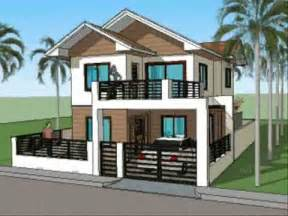 Simple Bedroom Storey House Plans Ideas by Simple House Plan Designs 2 Level Home