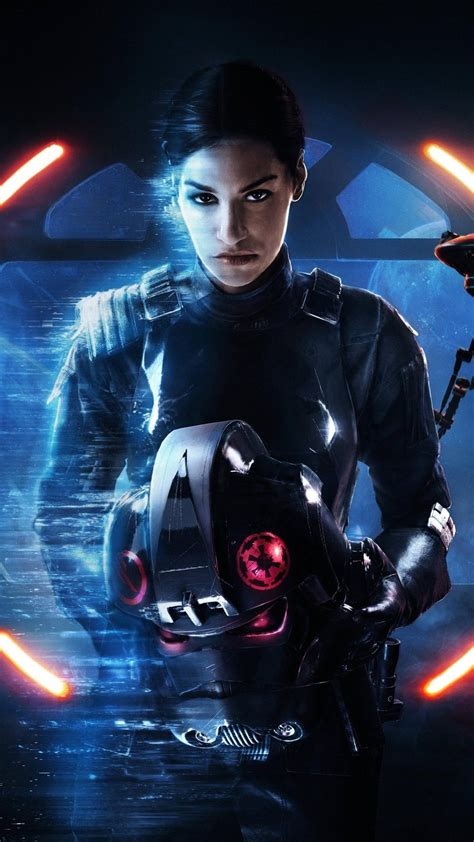 And receive a monthly newsletter with our best high quality wallpapers. Star Wars: Battlefront II, Mädchen, Spiele 3840x2160 UHD ...