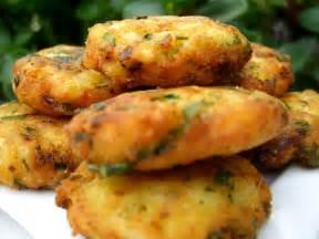 cuisine marocaine choumicha croquettes de pomme de terre et poisson choumicha