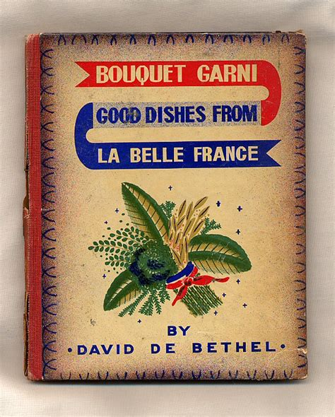 cuisine bouquet garni secondhand books used textbooks out