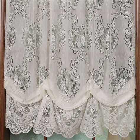 curtain enchanting lace curtain irish  adorable home