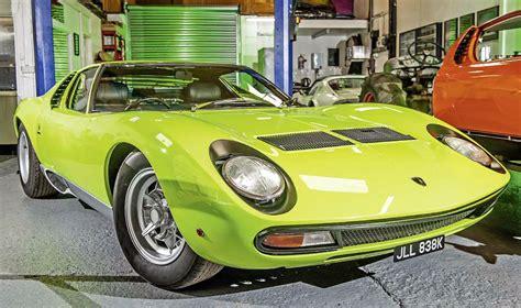 Epic Restoration 1971 Lamborghini Miura Sv Drivemy