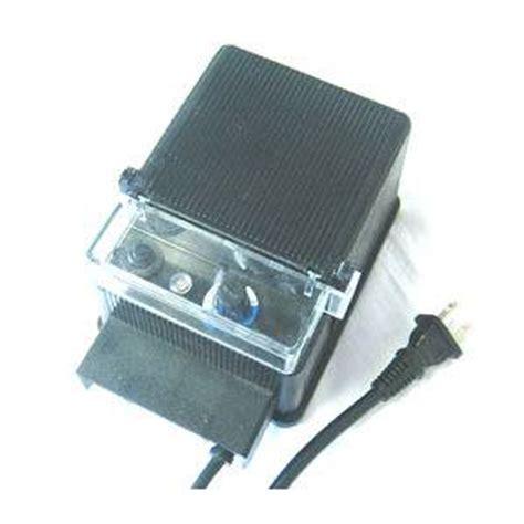 intermatic malibu lv371t low voltage transformer timer on