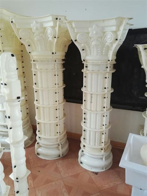 list manufacturers of decorative concrete columns pillar