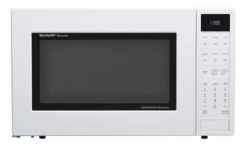 SMC1585BW 15 Cu Ft White Convection Microwave SHARP
