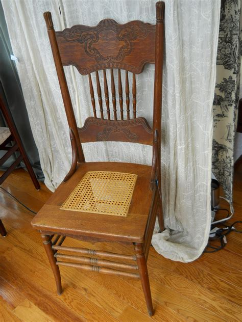 A Vintage Cane Chair Pair Makeover In Grey Velvet Antique