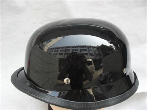 Chrome Mirror German Style Dot Approved Half Face