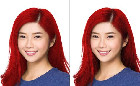 how to change hair color how to realistically change hair and fur color in adobe