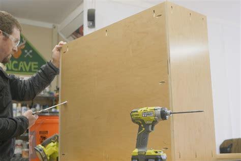 upper cabinet carcass frameless rogue engineer