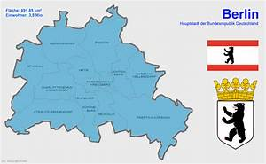 Berlin Hohenschönhausen Karte : bundesland berlin be bundesl nder deutschland ~ Buech-reservation.com Haus und Dekorationen