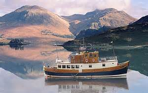 Boat Covers Scotland by A Very Bonnie Boat Trip Daily Mail Online