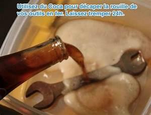 Produit Pour Enlever La Rouille : le coca cola le nouveau d capant pour enlever la rouille ~ Dode.kayakingforconservation.com Idées de Décoration