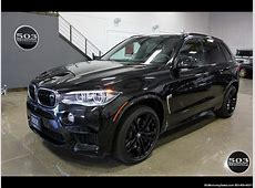 2015 BMW X5 M BlackBlack One Owner w Only 18k Miles!