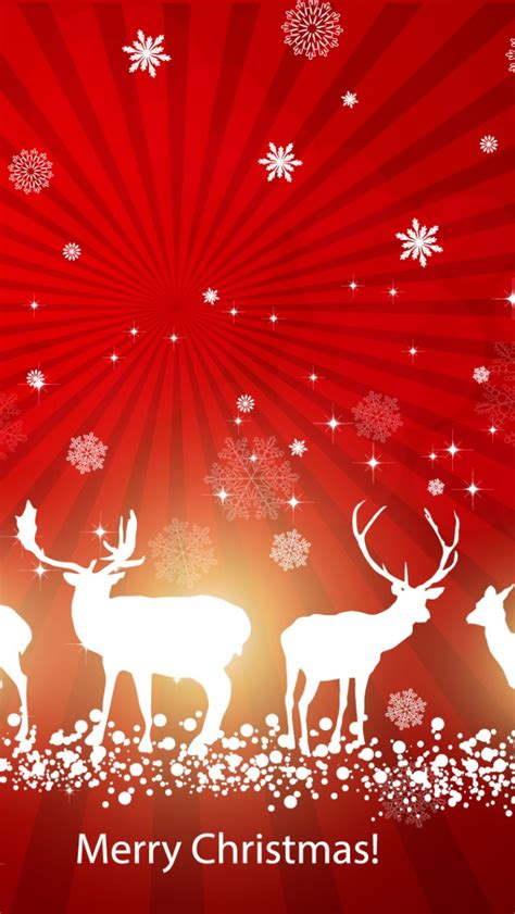 country merry christmas wallpaper