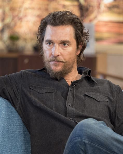 Matthew Mcconaughey Says America Should Embrace