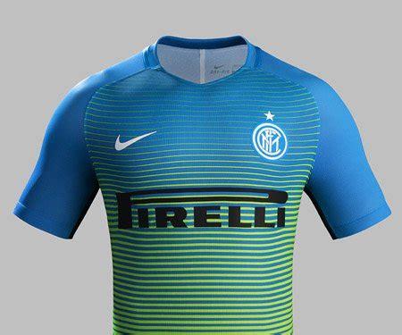 Terceira camisa da Inter de Milão 2016-2017 Nike » Mantos ...