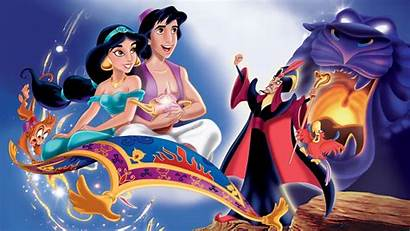 Aladdin Disney Wallpapers Wallpaperup